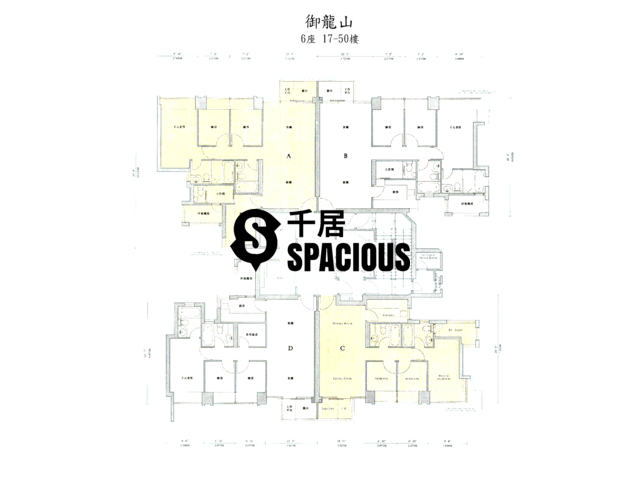 Fo Tan - THE PALAZZO Floor Plan 29