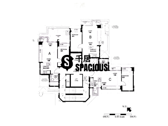 Sham Shui Po - Trinity Towers Floor Plan 02