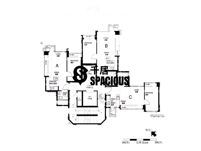 Sham Shui Po - Trinity Towers Floor Plan 08