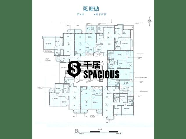Alto Residences 藍塘傲 Property For Sale Or Rent Tseung Kwan O Spacious