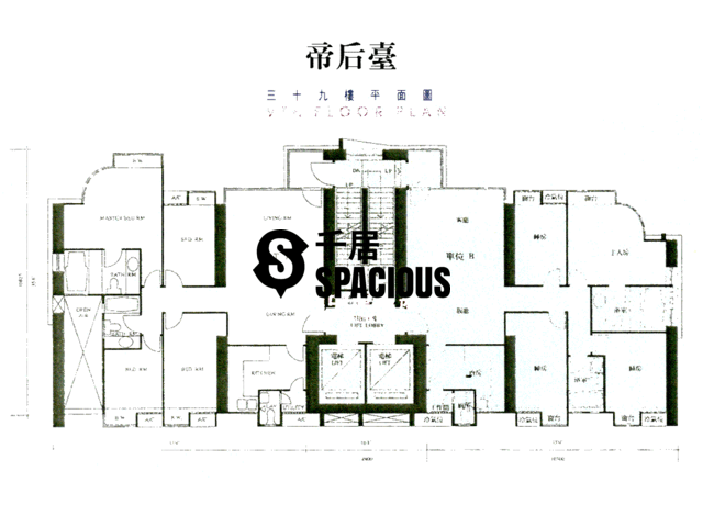 Tai Hang - Grand Deco Tower Floor Plan 06