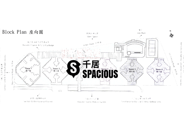 West Kowloon - Sorrento Floor Plan 01