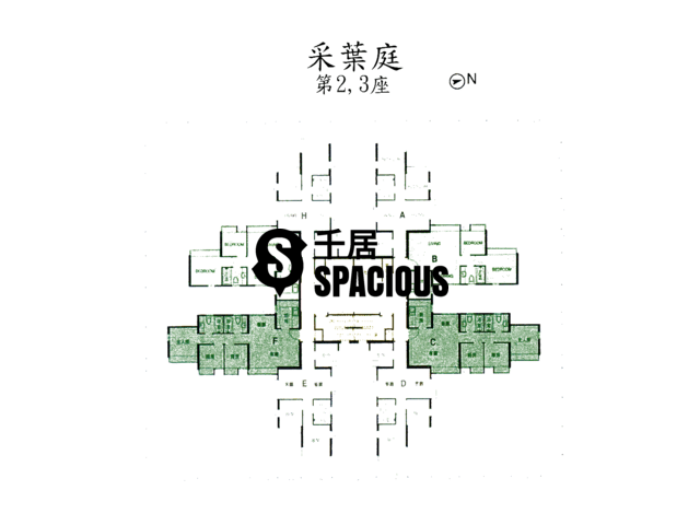 Yuen Long - THE PARCVILLE Floor Plan 03
