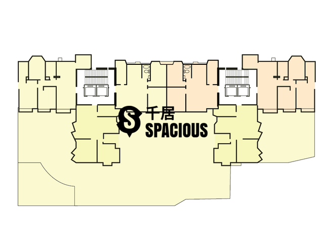Mid Levels Central - Fortune Gardens Floor Plan 01