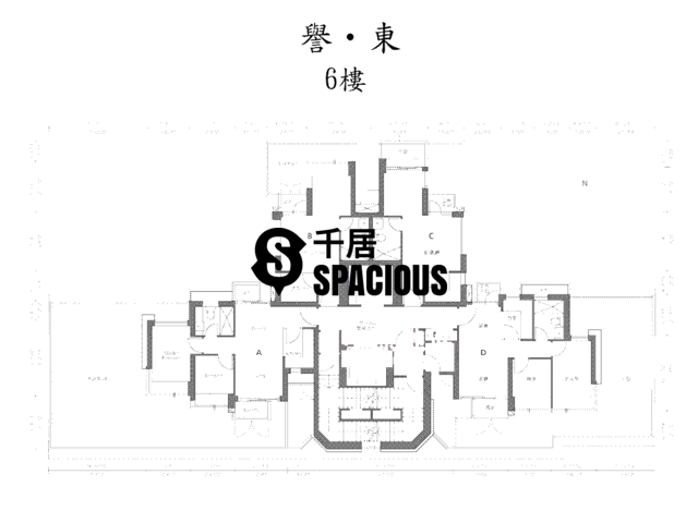 Sai Wan Ho - I‧UniQ Grand Floor Plan 01