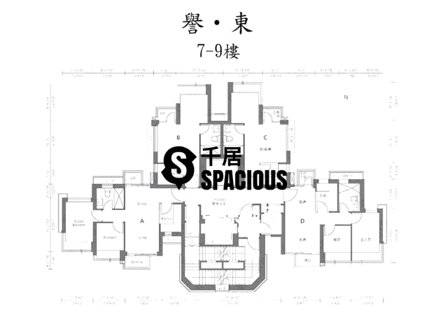 Sai Wan Ho - I‧UniQ Grand Floor Plan 06