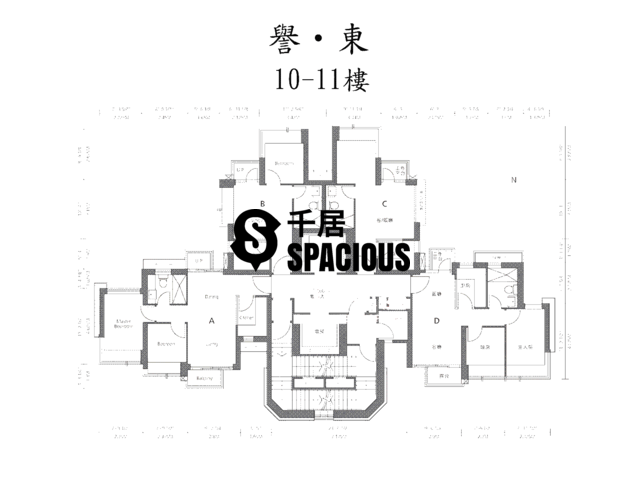 Sai Wan Ho - I‧UniQ Grand Floor Plan 03