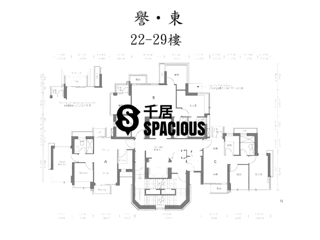Sai Wan Ho - I‧UniQ Grand Floor Plan 05