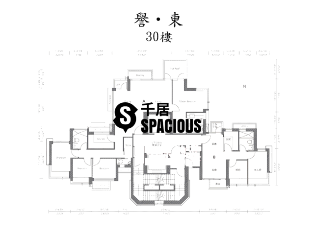 Sai Wan Ho - I‧UniQ Grand Floor Plan 02