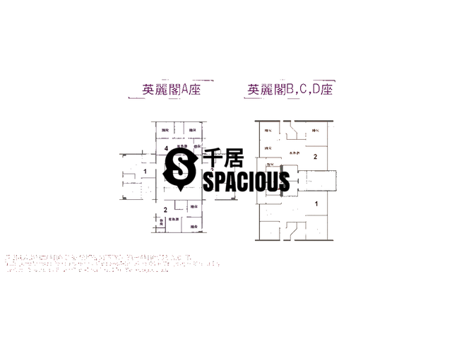 Quarry Bay - King's View Court Floor Plan 01