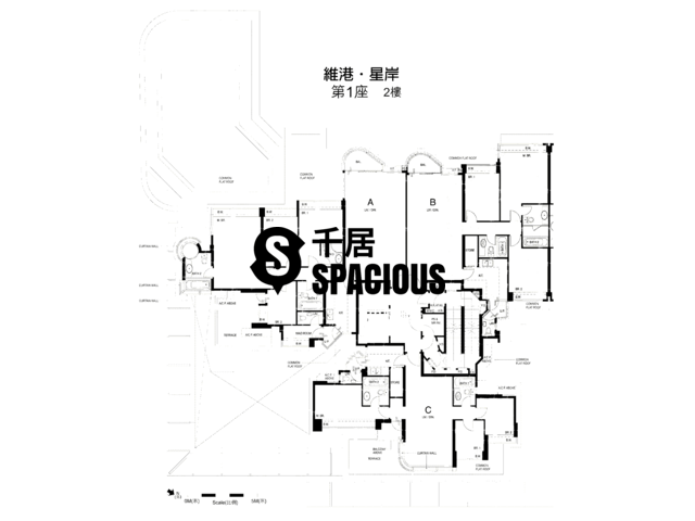 Hung Hom - Stars By The Harbour Floor Plan 01