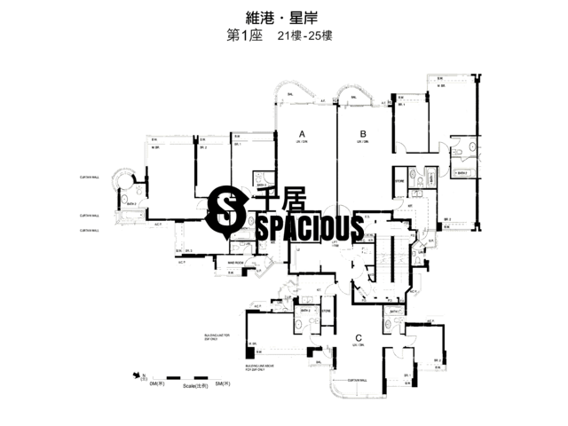 Hung Hom - Stars By The Harbour Floor Plan 22