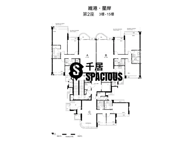 Hung Hom - Stars By The Harbour Floor Plan 12