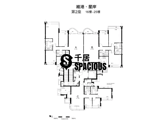 Hung Hom - Stars By The Harbour Floor Plan 03