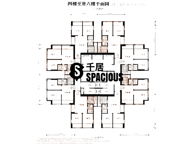 Sha Tin - GARDEN RIVERA Floor Plan 02