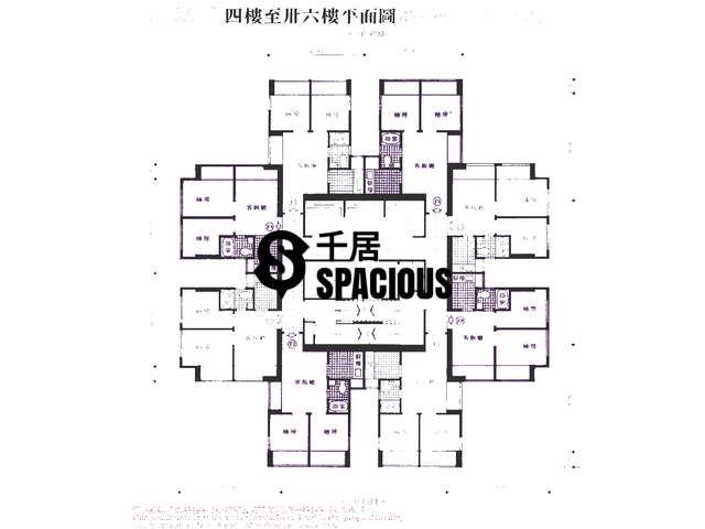Sha Tin - GARDEN RIVERA Floor Plan 01