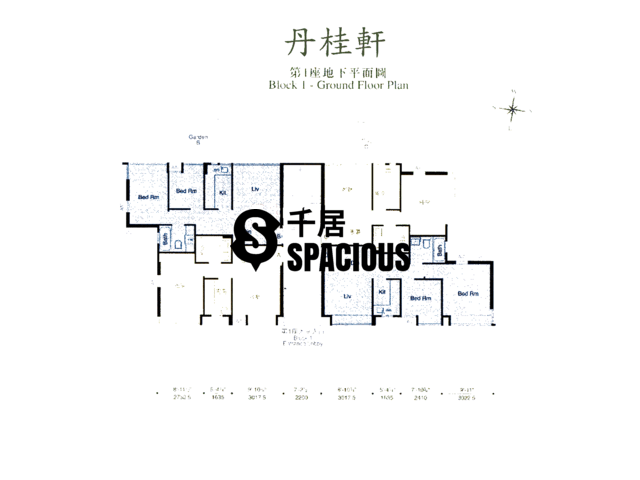 Hung Shui Kiu - THE VERDANCY Floor Plan 03