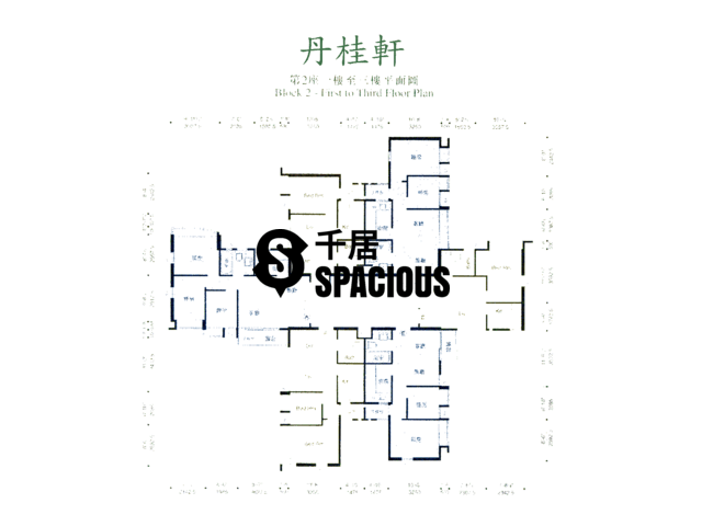 Hung Shui Kiu - THE VERDANCY Floor Plan 09