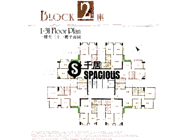 Ngau Chi Wan - Bay View Garden Floor Plan 03