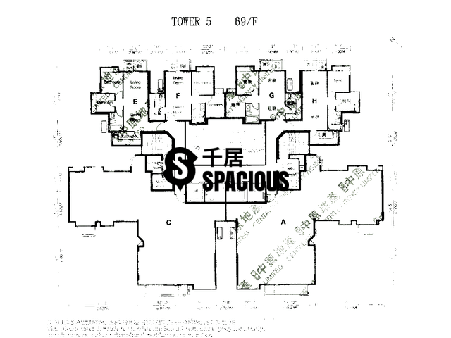 Sham Tseng - Bellagio Floor Plan 10