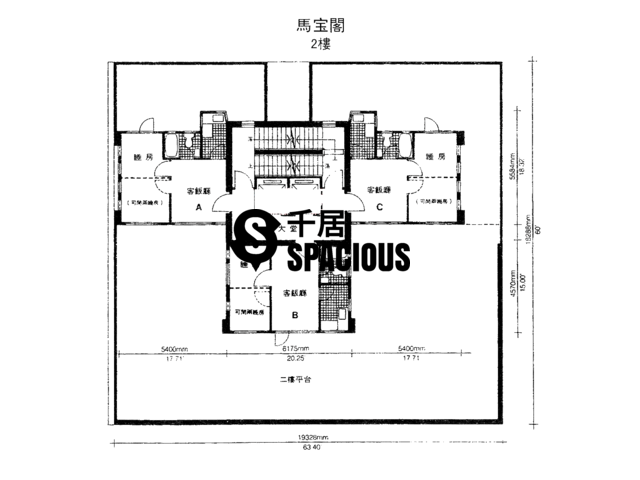 North Point - Marble Court Floor Plan 02
