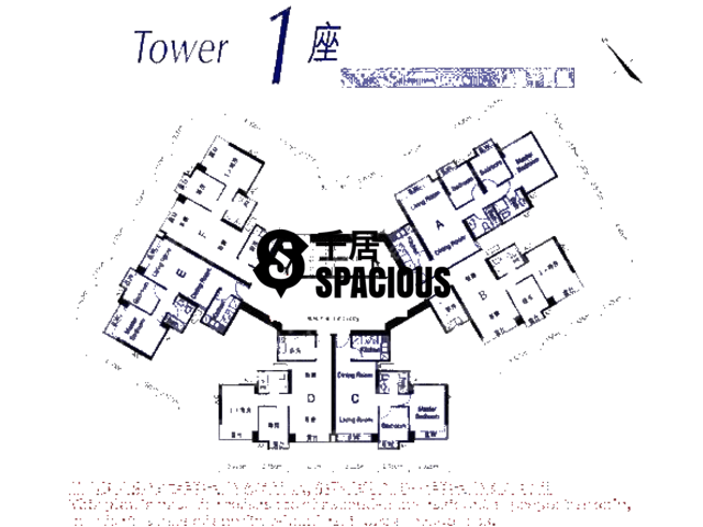 Tsuen Wan - NEW HAVEN Floor Plan 03