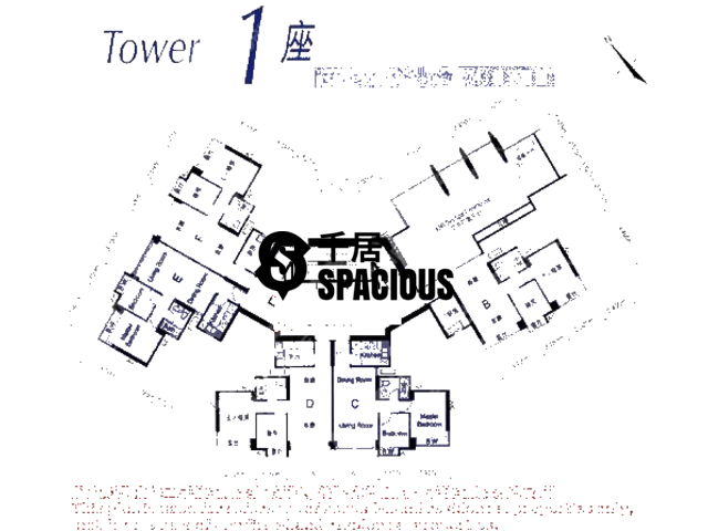 Tsuen Wan - NEW HAVEN Floor Plan 15