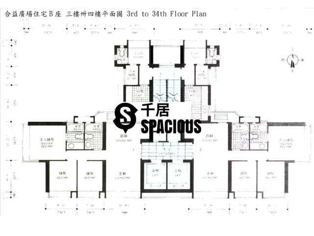 Yuen Long - HOP YICK PLAZA Floor Plan 01