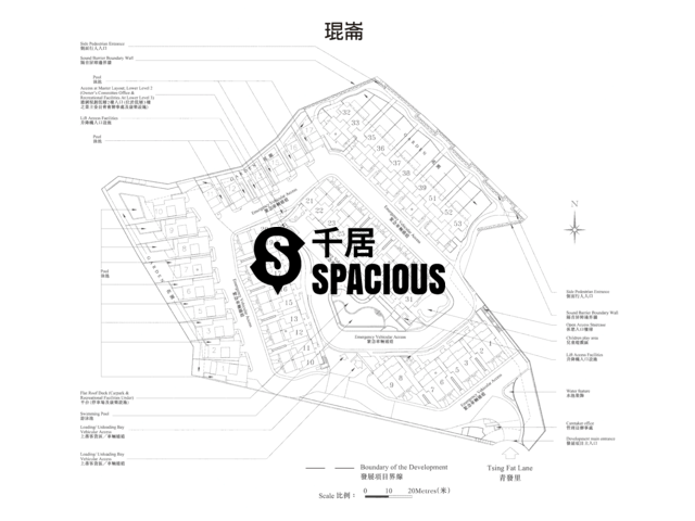 Siu Lam - Jade Grove Floor Plan 01