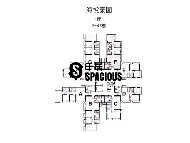 Hang Hau - MARITIME BAY Floor Plan 01