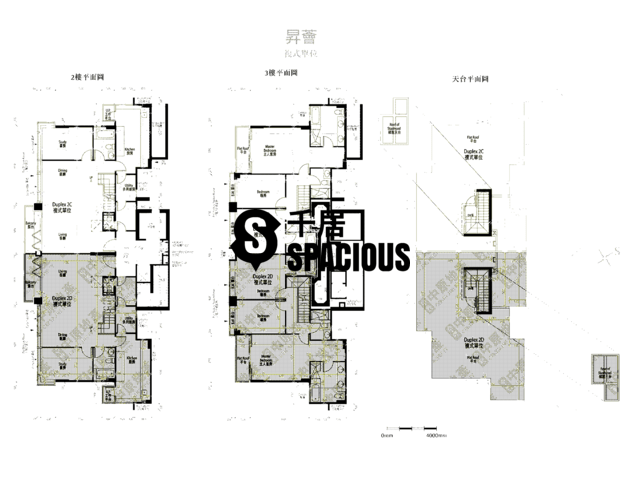 Tung Chung - The Visionary Floor Plan 57