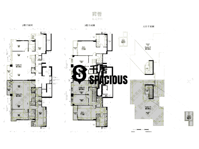 Tung Chung - The Visionary Floor Plan 55