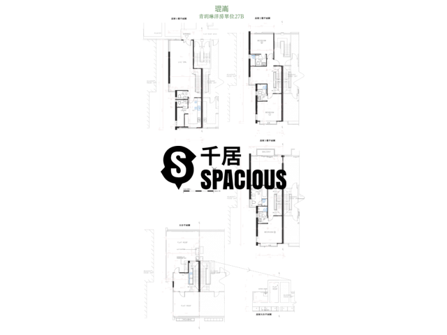 Siu Lam - Jade Grove Floor Plan 02