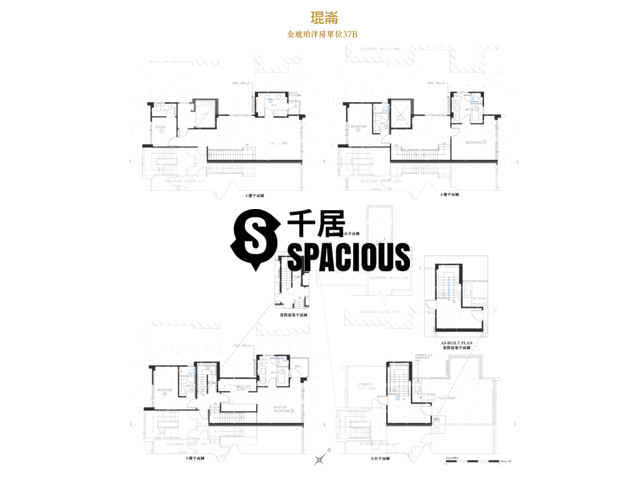 Siu Lam - Jade Grove Floor Plan 06
