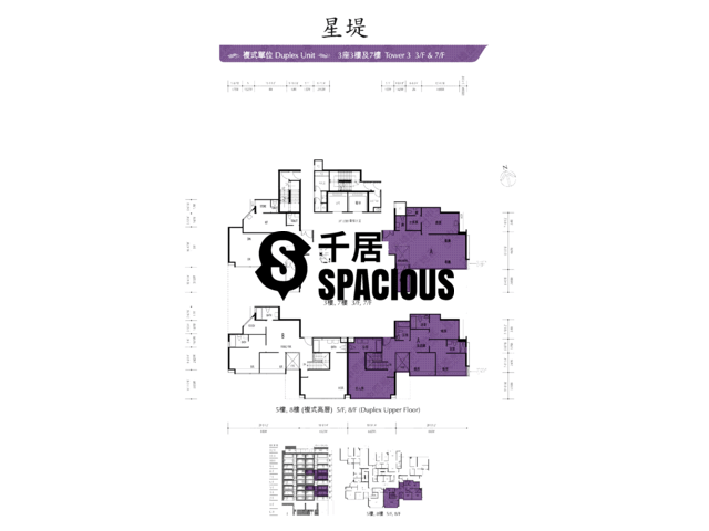 Gold Coast / So Kwun Wat - Avignon Floor Plan 10