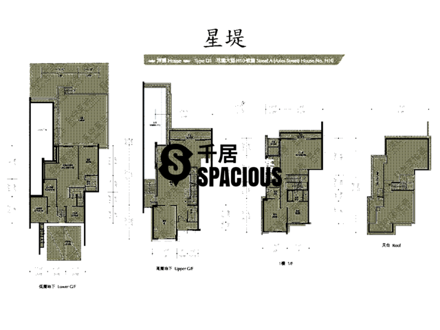 Gold Coast / So Kwun Wat - Avignon Floor Plan 24