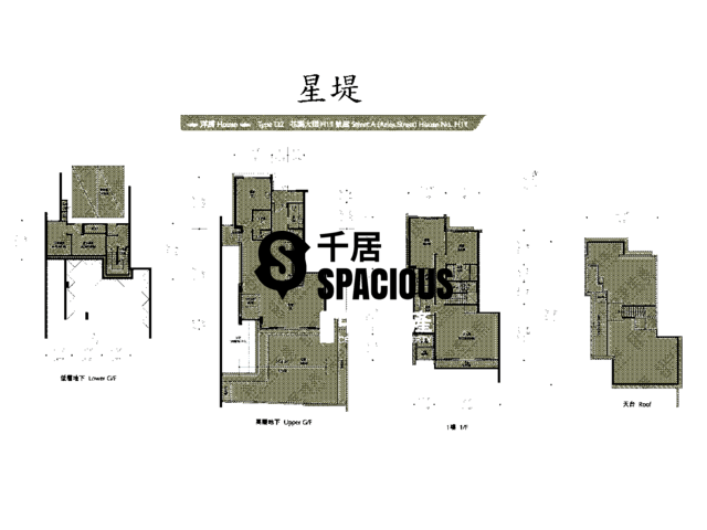 Gold Coast / So Kwun Wat - Avignon Floor Plan 35