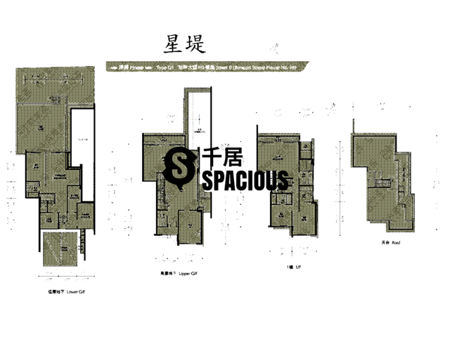 Gold Coast / So Kwun Wat - Avignon Floor Plan 26