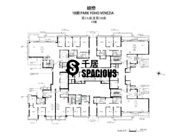Kam Tin - Park Vista Floor Plan 56