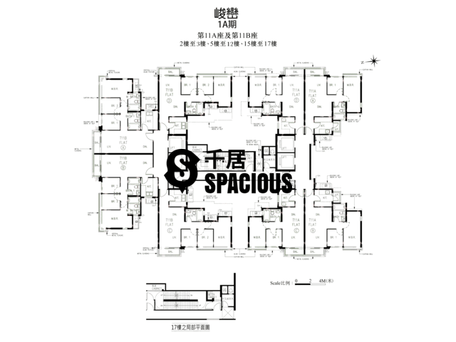 Kam Tin - Park Vista Floor Plan 52