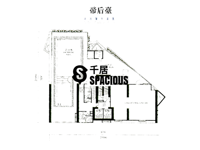 Tai Hang - Grand Deco Tower Floor Plan 01