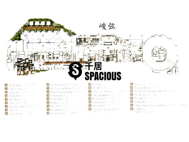 Ngau Chi Wan - Aria Kowloon Peak Floor Plan 44