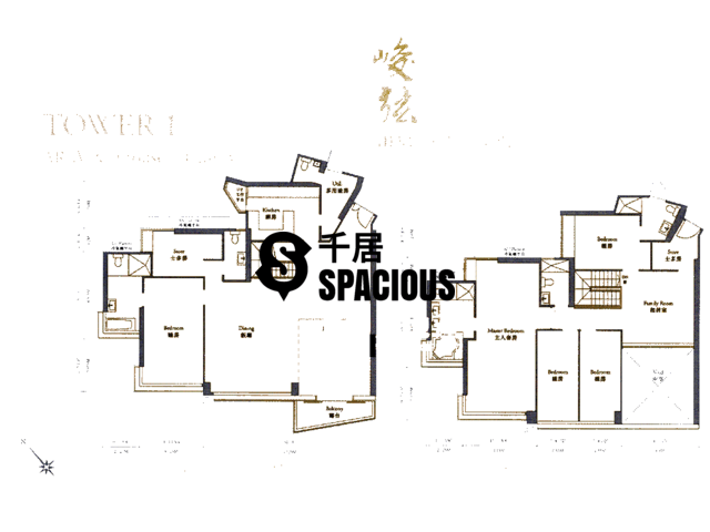 Ngau Chi Wan - Aria Kowloon Peak Floor Plan 35