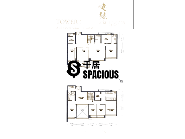 Ngau Chi Wan - Aria Kowloon Peak Floor Plan 36