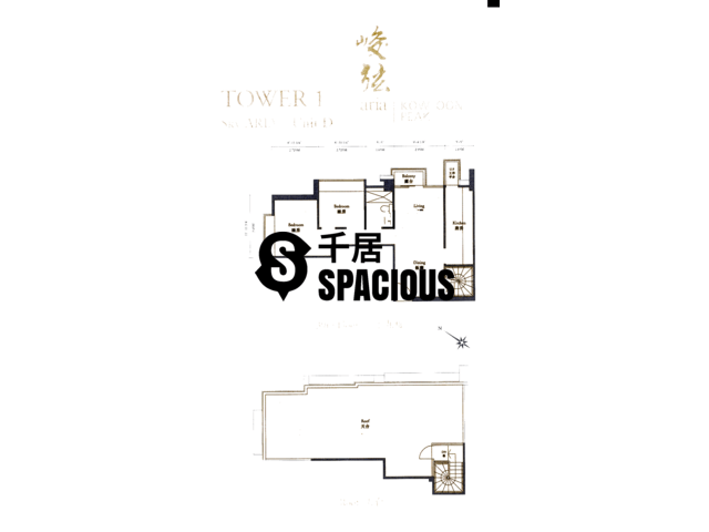Ngau Chi Wan - Aria Kowloon Peak Floor Plan 39