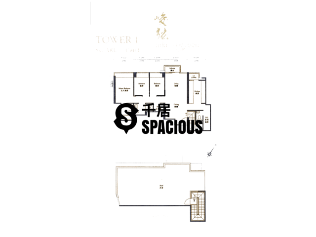 Ngau Chi Wan - Aria Kowloon Peak Floor Plan 40