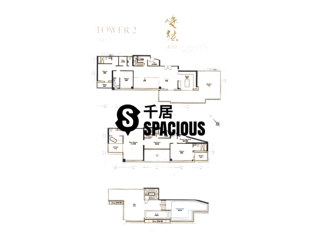 Ngau Chi Wan - Aria Kowloon Peak Floor Plan 08