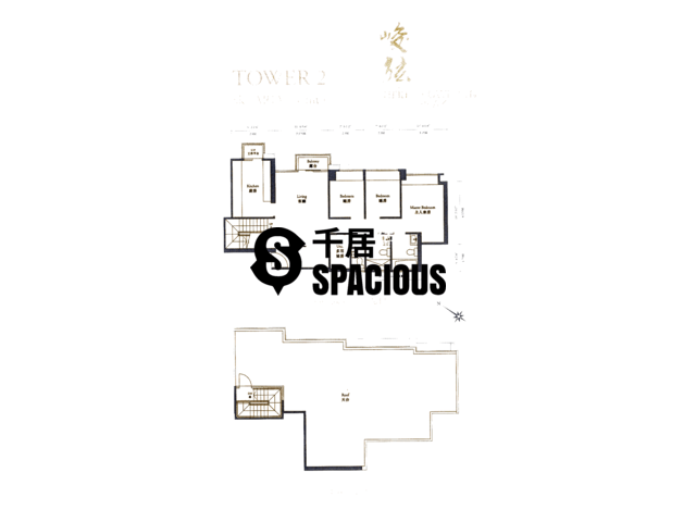 Ngau Chi Wan - Aria Kowloon Peak Floor Plan 30