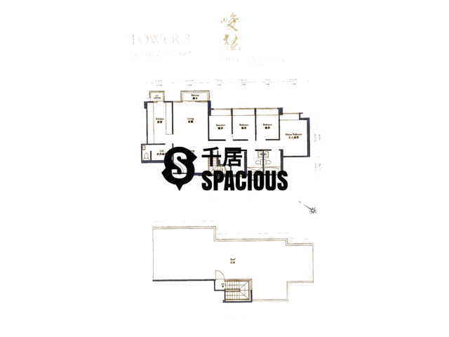 Ngau Chi Wan - Aria Kowloon Peak Floor Plan 16