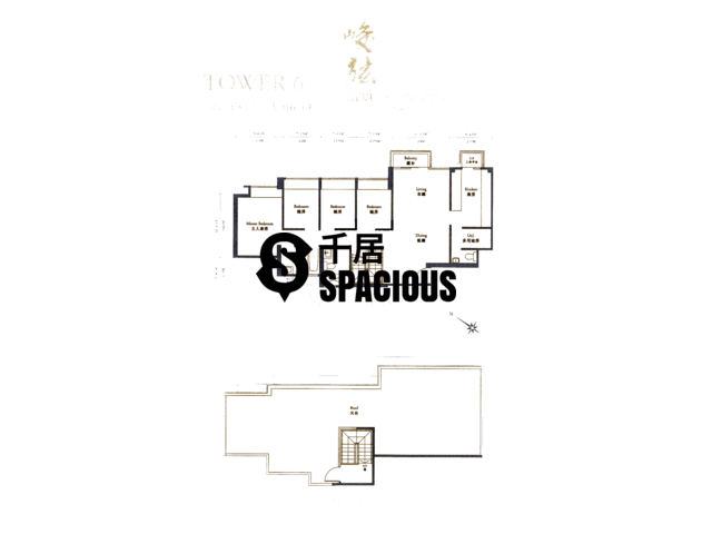 Ngau Chi Wan - Aria Kowloon Peak Floor Plan 02